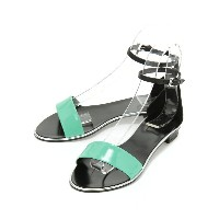 【SALE/60%OFF】JOE SANCHEZ 18111 ANKLE STRAP FLAT SANDAL ローズバッド シューズ【RBA_S】【RBA_E】【送料無料】