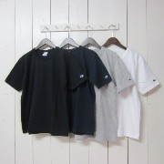 チャンピオン tシャツ champion [us tee][ss][t1011][solid][c5-p301][4] (M, 2.navy)