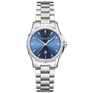 ハミルトン レディース 腕時計 Hamilton Blue Dial Stainless Steel Ladies Watch H32315141