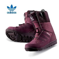 2015■ADIDAS■SNOWBOARDING■BOOT■MIKA LUMI HELEN WOMENS■RED■W 6.5 23.5CM