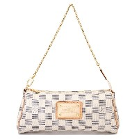 LOUIS VUITTON ルイヴィトン バッグ N55214 ダミエ・アズール エヴァ