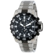 インビクタ 時計 インヴィクタ メンズ 腕時計 Invicta Men's 13630X Pro Diver Chronograph Black Dial Two Tone Stainless...