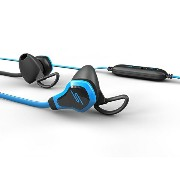 SMS Audio BioSport In-Ear Wired Ear Bud With Heart Monitor Blue(ブルー)【SMS-EB-BIOSPORT-BLUE】心拍計測チップ搭載スポーツ用ウェ...