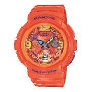 【新品】【国内正規品】CASIO/カシオ BGA-190-4BJF BABY-G Beach Traveler Series