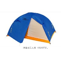 【DUNLOP】VS 30コンパクト登山テント(3人用)●送料無料●