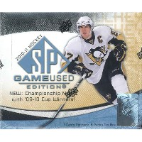 NHL 2010/2011 SP GAME-USED EDITION