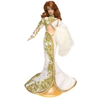 Barbie バービー Radiant Redhead Barbie バービー Doll Bob Mackie - Red Carpet Collection Limited Ed