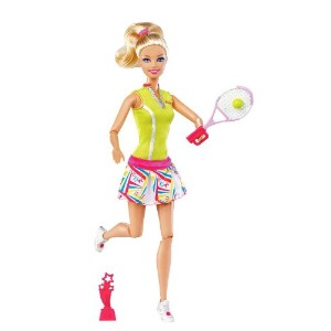 Barbie バービー I Can Be Team Barbie バービー Olympic Tennis Doll 人形 ドール