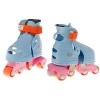 Barbie バービー My First Skates Blue