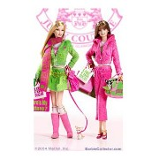 Barbie バービー Juicy Couture Collectible Gold Label Doll Giftset #1 人形 ドール