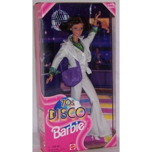 70's Disco Barbie バービー Special Edition 人形 ドール