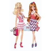 Barbie Life in The Dreamhouse Barbie and Midge Doll バービー バービーライフ イン ドリームハウス 人