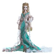 Barbie バービー Exclusive 2009 GOLD Fantasy Series - APHRODITE 人形 ドール