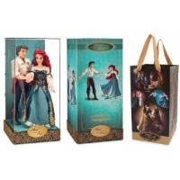 Ariel and Eric Doll Set Disney (ディズニー)Fairytale Designer Collection Disney (ディズニー)Store