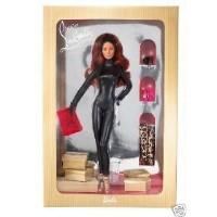 Christian Louboutin Cat Burglar Barbie バービー Collector Doll 人形 ドール