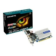 GIGABYTE GV-N210SL-1GI Geforce G210 / 1GB / DDR3 グラフィックボード