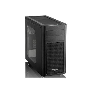 FractalDesign FD-CA-ARC-MINI-R2-BL-W [Fractal Design ARC MINI R2 Window Black]コンパクトでエレガントなデザイン...