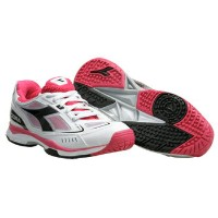 【OUTLET-SALE★在庫処分】ディアドラ(diadora) テニスシューズ スピードプロ ME W SG(SPEED PRO ME W SG)159062-3570