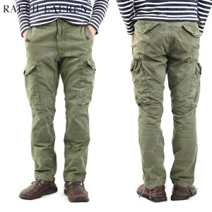 "Polo by Ralph Lauren Men's ""STRAIGHR FIT"" Cargo Pants ラルフローレン カーゴパンツ"
