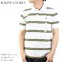 Ralph Lauren Boy's Border Mesh POLO Shirts USボーイズ ラルフローレン ポロシャツ
