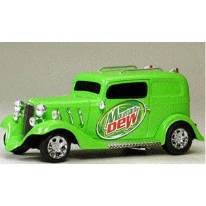 1/43 American Hot Rod Mountain Dew【MINICHAMPS/ミニチャンプス】【400142261】【4012138059801】