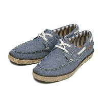 【VANS】 ヴァンズ DECK V3628CVS2 15SP CHAMBRAY