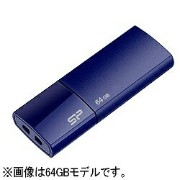 シリコンパワー Silicon Power USB2.0メモリ Ultima U05 (8GB・ネイビー) SP008GBUF2U05V1D