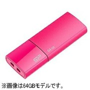 シリコンパワー Silicon Power USB2.0メモリ Ultima U05 (32GB・ピンク) SP032GBUF2U05V1H