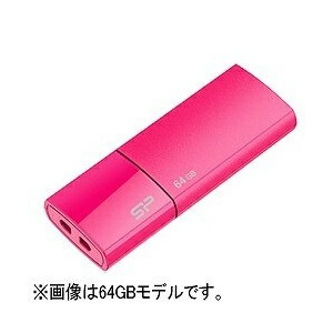 SILICON POWER USB2.0メモリ Ultima U05 (32GB・ピンク) SP032GBUF2U05V1H