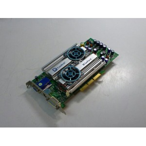 Leadtek GeForce4 Ti4600 128MB DVI/VGA/TV-out AGP 4x WinFast A250【中古】【全品送料無料セール中! 〜04/30(日)23:59まで!】