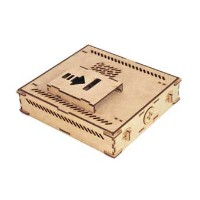 アスクテック NT-TX4000/W [Ripple Wooden DIY mini-ITX Case]環境に優しいMDF素材のDIY式mini-ITXケース
