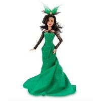 "Disney (ディズニー)Oz the Great & Powerful Evanora Wicked Witch of the East Doll -- 11 1/2"" H ドー"
