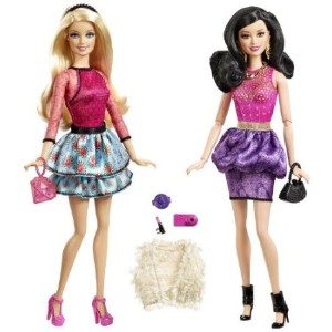 Barbie(バービー) Life in the Dreamhouse Barbie(バービー) and Raquelle Doll 2-Pack ドール 人形 フィ