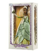 Disney ディズニー The Princess and the Frog Exclusive Limited Edition 18 Inch Deluxe Tiana Doll 人