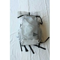 ■【送料無料】and wander アンドワンダー cuben fiber backpack