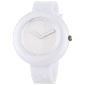 ベスタル 時計 レディース 腕時計 Vestal Women's SET003 White Watch and Bangle Bracelet Set