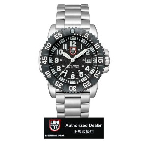 "【楽天SALE】10%OFF【セール】【LUMINOX】ルミノックス / ""NAVY SEALS STEEL COLORMARK 3150 SERIES ref.3152"" ネイビーシールズ..."
