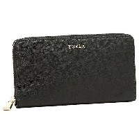 フルラ 財布 FURLA 755244 B30 PN08 バビロン BABYLON XL ZIP AROUND 長財布 ONYX