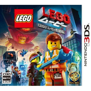 LEGO ムービー ザ ゲーム 【中古】 3DS ソフト CTR-P-AFJJ / 中古 ゲーム