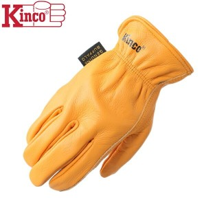 Kinco Gloves キンコグローブ 81 GRAIN BUFFALO LEATHER DRIVER グローブ 【Kinco Gloves】【ワークグローブ】【作業用手袋】 【バッファローレザー...