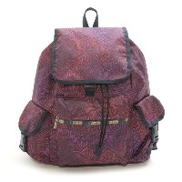 LeSportsac レスポートサック 7839-D577 Voyager Backpack(ボヤージャーバックパック)Bali/リュックサック【送料無料】