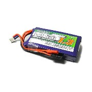 Turnigy nano-tech 7.4V 1300mAh 20C40C 受信機用