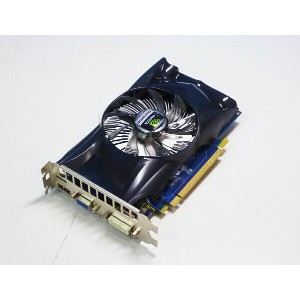 玄人志向 GeForce GTX 550Ti 1GB DVI/VGA/HDMI PCI-Express2.0 x16 GF-GTX550Ti-E1GHD【中古】【全品送料無料セール中! 〜04/30...