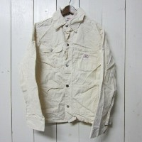 pointer ポインター [chore coat][49][one wash][natural]