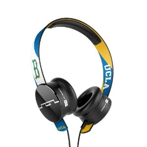 SOL リパブリック Republic 1211-UCL Collegiate Series トラック On-Ear Headphones with Three ボタン Remote and...