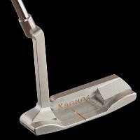 Kronos Golf Release Raw Stainless Steel Putter【ゴルフ ゴルフクラブ>パター】
