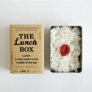 THE[ザ]THE LUNCHBOX
