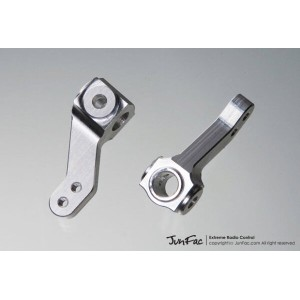 Aluminum One Piece Knuckle Arms for Tamiya Hornet & Grasshopper J43024 Gmadejapan Junfacjapan...