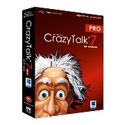 【送料無料】AHS CrazyTalk 7 PRO for Windows【Win版】(CD-ROM) CRAZYTALK7PROFORWC [CRAZYTALK7PROFORWC]【KK9N0D18P】
