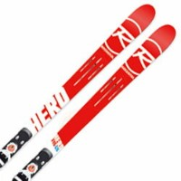 ROSSIGNOL〔ロシニョール スキー板〕<2016>HERO FIS GS R21WC + AXIAL3 150 【金具付き・取付料送料無料】〔z〕〔SA〕